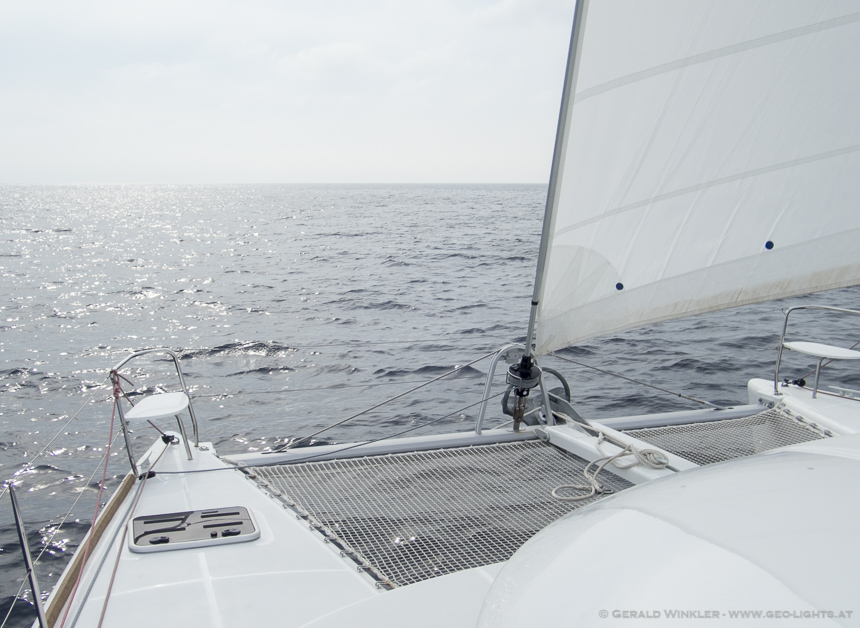 über die Adria zu den Tremiti Inseln (11.-13.10.2018)