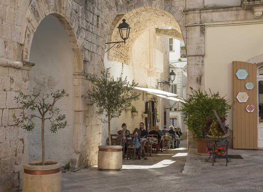 südliches Apulien (18.-27.10.2018)