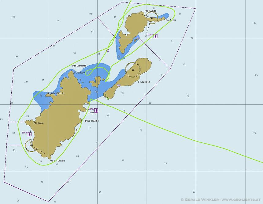 Tremiti Inseln (11.-13.10.2018)