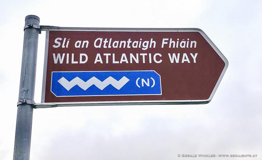 Wild Atlantic Way – die irische Westküste